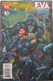 The Darkness vs. Eva #3 Cover B 1:4 Dynamite Top Cow US Import